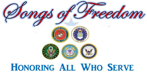 Songs of Freedom - Annual Military Salute