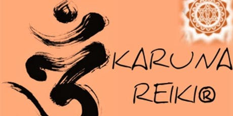Karuna Reiki® Master Certification Program with Judith, KRM tickets