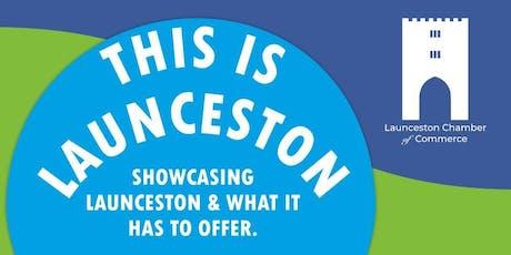 This is Launceston tickets
