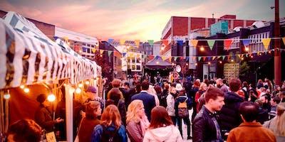 Oval Night Market - Autumn Edition