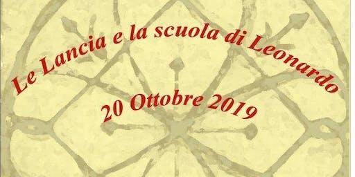 Le Lancia e la Scuola di Leonardo