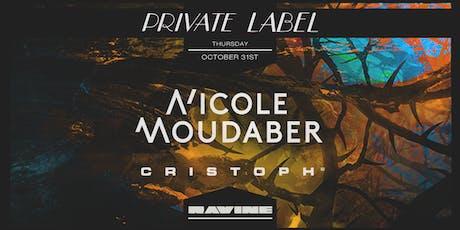 Private Label: Nicole Moudaber + Cristoph - Ravine Atlanta tickets