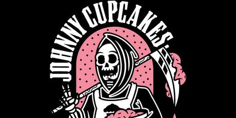 Spooky Johnny Cupcakes X Vault of Midnight POP UP tickets
