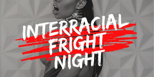 Swinger Saturday's Durham: Interracial Fright Night