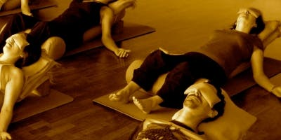 Meditation And Restorative Yoga With Live Music