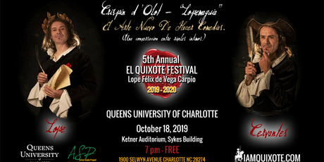 Crispin d'Olot - Lopemaquia - Queens University of Charlotte - Charlotte NC tickets