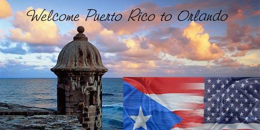 Puerto Rico to Orlando  Alexandra Jorge  2016 President of Realtor Associt