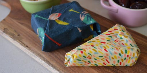 Zero Waste Workshop: DIY Beeswax Wraps