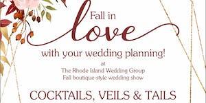 Cocktails, Veils & Tails - A Boutique Style Wedding...