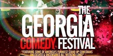 Georgia Comedy Festival 2019 tickets