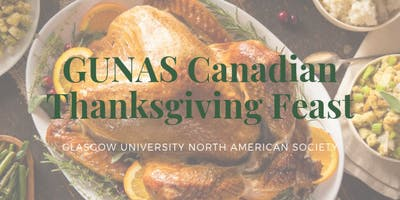 GUNAS Canadian Thanksgiving Feast