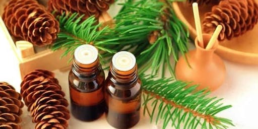 Christmas Essential Oil Make and take