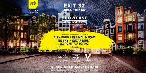 Exit 32 Recordings SHOWCASE at ADE