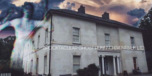 Scolton Manor Ghost Hunt - Haverfordwest - 07/12/2019- £35 PP