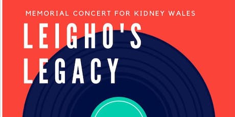 Leigho's Legacy Fundraising Concert tickets