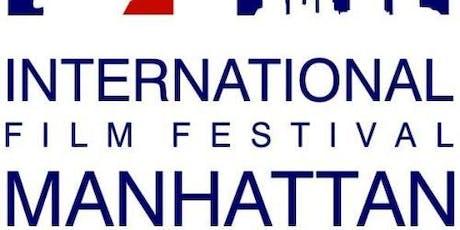 Intl Film Festival Manhattan Fashion Undiscovered / WCOPA Team USA  Oct 17 tickets