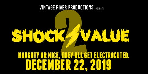 Shock Value  Comedy Showcase 2
