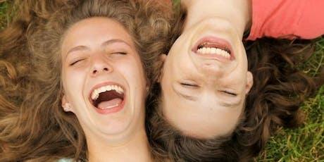 Atelier de yoga du rire et de rigologie , Spécial POSITIVITE billets