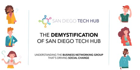 San Diego Tech Hub October Meeting tickets