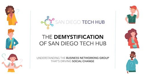 San Diego Tech Hub October Meeting