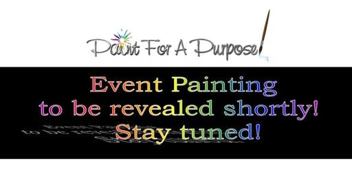 Paint for a Purpose -  Lustgarten Foundation