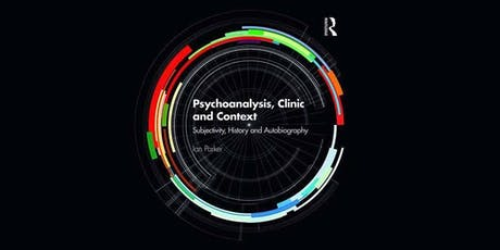 Psychoanalysis, Clinic and Context - A Book Launch tickets
