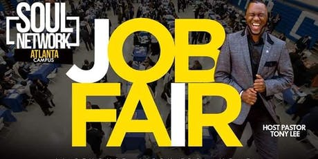 Copy of SOUL NETWORK JOB FAIR 1st and 3rd sat tickets