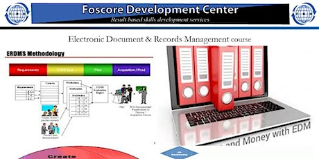 Electronic Document & Records Management course tickets