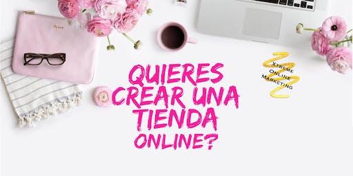 Crea tu Tienda Online con Dropshipping!