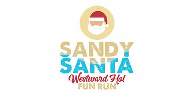 Westward Ho! Sandy Santa 5k Fun Run