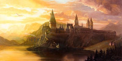 FREE Art Event: Harry Potter Oct 25-26th CO Springs