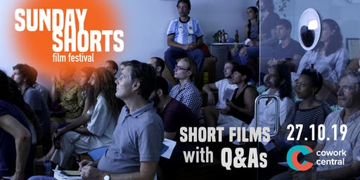 Sunday Shorts Film Festival - New Selections + Q&As