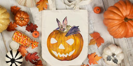 Halloween Family Bat Walk and Craft Evening