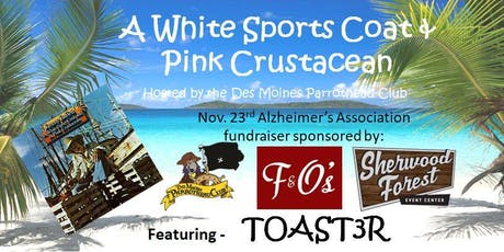 A White Sports Coat & a Pink Crustacean tickets