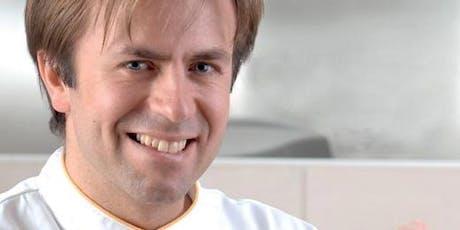 La salutistica di Luca Montersino.  Speciale senza glutine, lattosio e uova biglietti