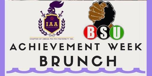 Achievement Week Brunch