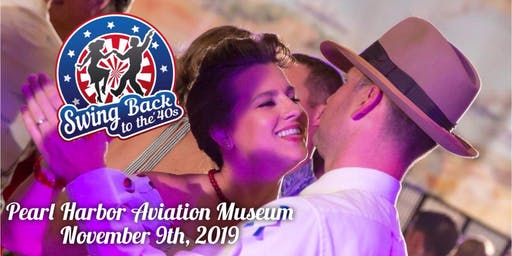 """4th Annual """"Swing Back to the '40s"""" benefiting Pacific Historic Parks"""