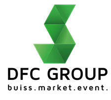 DFC EVENTGROUP NÜRNBERG #gamechanger logo