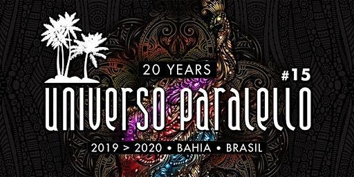 Excursão Universo Paralello - Rio de Janeiro - Alucinabus