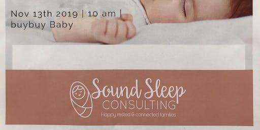 FREE Sleep Talk with Sound Sleep Consulting