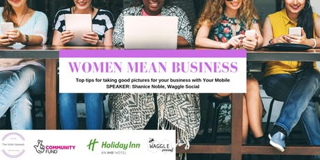Women Mean Business _The Gaia Network__Brentford tickets