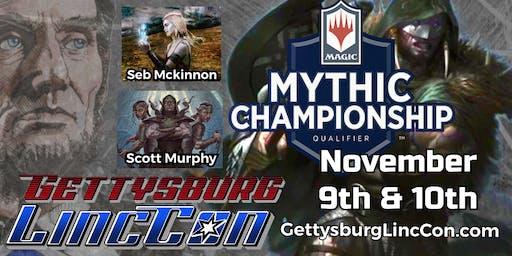 Gettysburg LincCon Mythic Qualifier