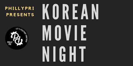 Korean Movie Night tickets