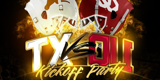 Texas/OU Kickoff Party This Friday at Park Ave Fridays | Powered By CoOperative Group
