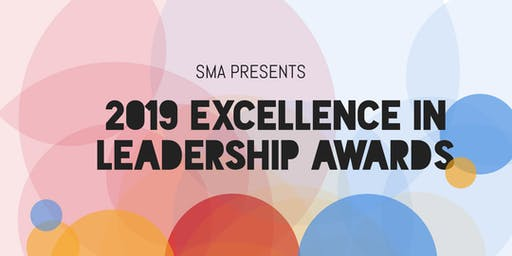 SMA 2019 Excellence in Leadership Awards