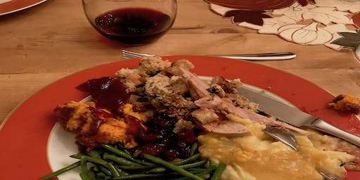 Slater Run Vineyards Thanksgiving Wine and Food Pairing Event 10.27.19, 11am to 4pm