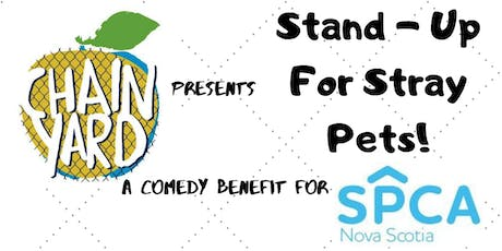 Stand - Up For Stray Pets! A Comedy Benefit For SPCA NS tickets