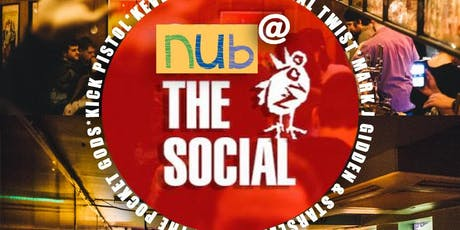 Nub @ The Social tickets