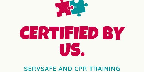 Cumberland County ServSafe Managers  Certification Training And Exam