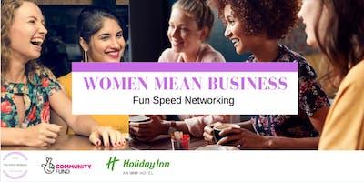 Women Mean Business _The Gaia Network__Brentford